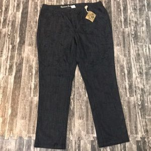 Avenue Jeans 16 NEW NWT modern glam